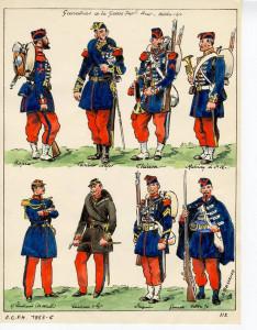 grenadiersdela garde