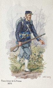 1870-Franc-tireur-de-la-presse-uniformologie-621x1024